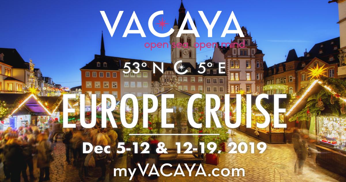 Europe River Cruise: December 2019 Five-Star Cruise – Vacaya Cruises & Luxury Resort Destinations
