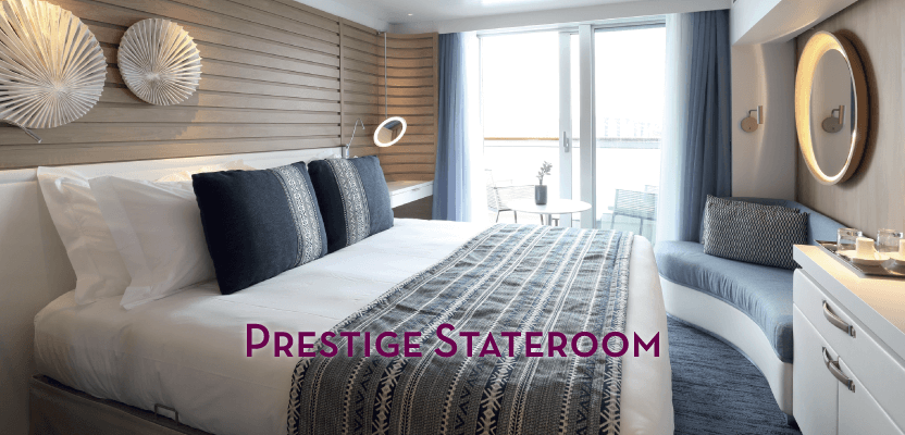 Balcony Staterooms