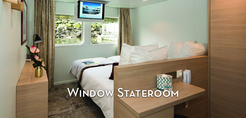 Window Staterooms
