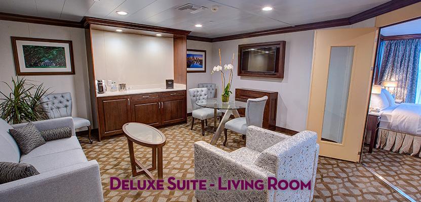 Deluxe Suites (DS)