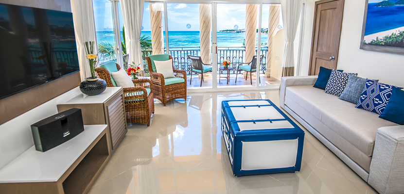 1-Bedroom Suite Oceanfront