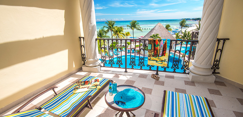 1-Bedroom Suite Oceanfront