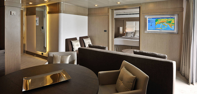 Prestige Suite – Deck 6