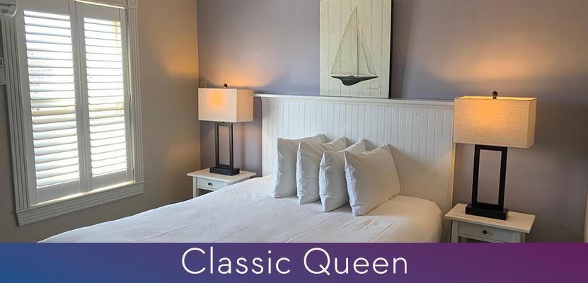 Pilgrim House – Classic Queen