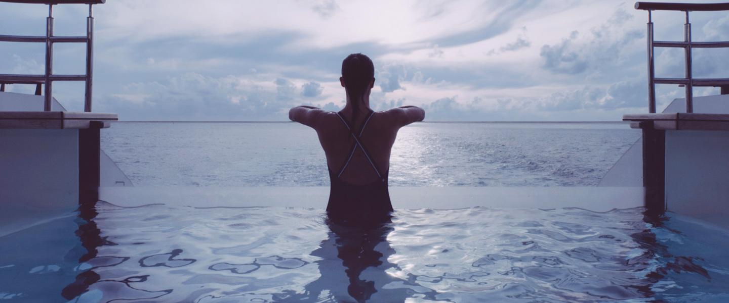 <p>Sail away with me</p>