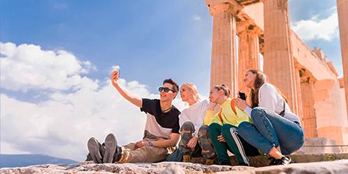 ATHENS, GREECE  38°N  24°E