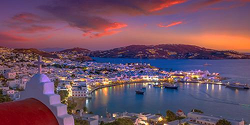DELOS, GREECE & MYKONOS, GREECE